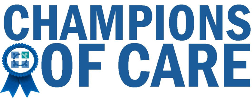 Champion of Care Logo