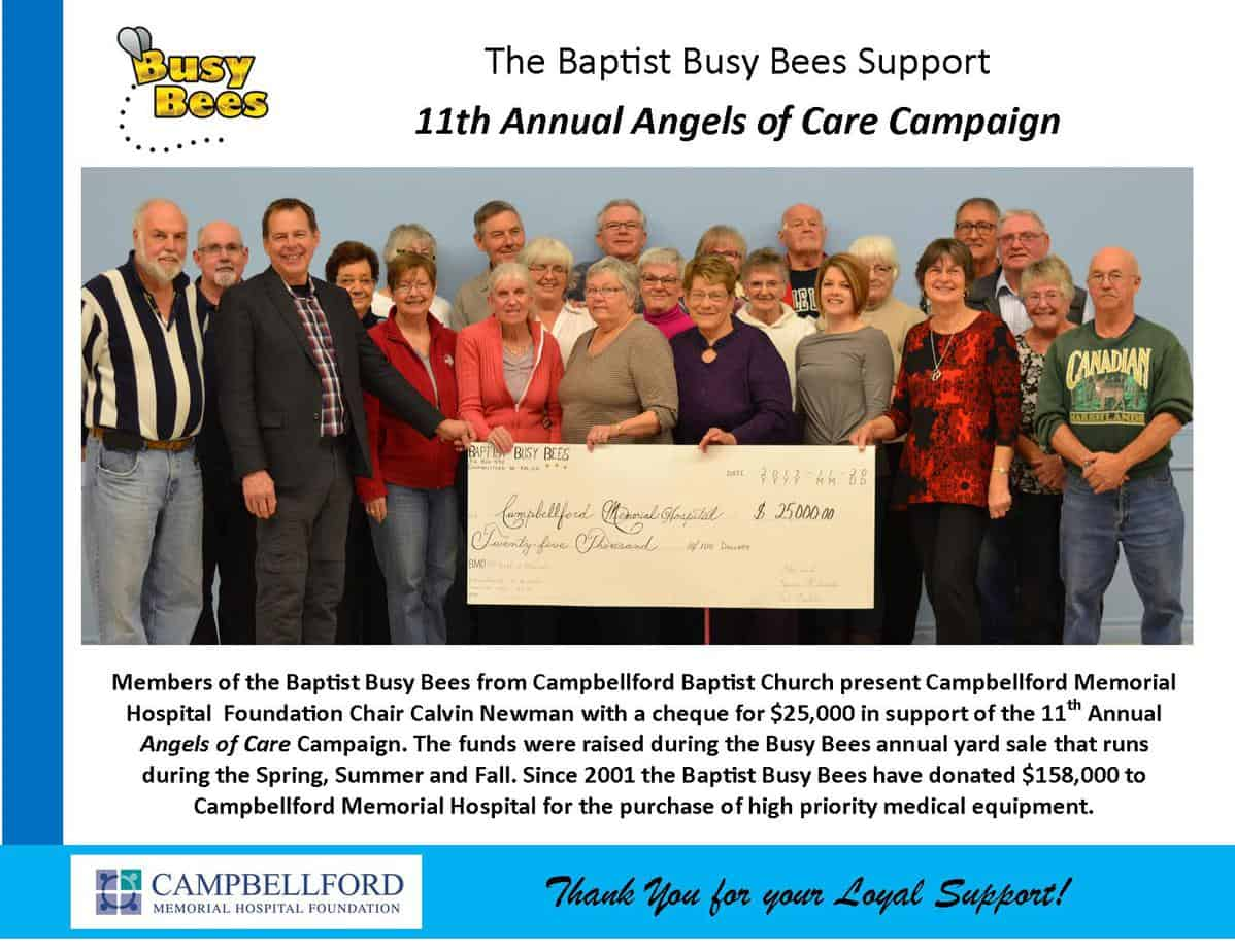 Busy Bees 2017