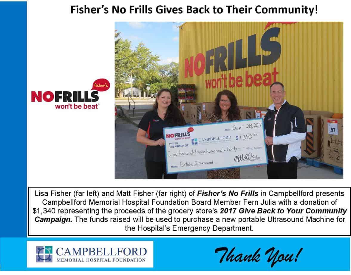 No Frills 2017